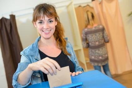 Elections départementales: ouverture du 3ème bureau de vote