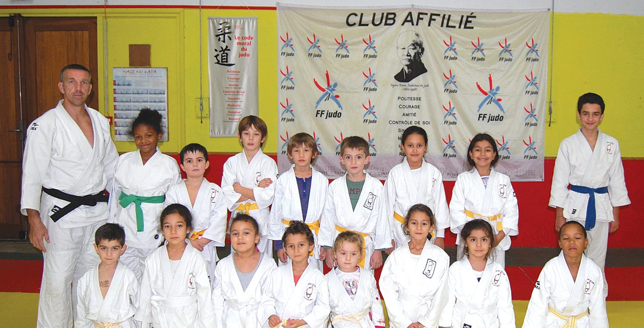 Le Club de Judo de L'Ile-Rousse